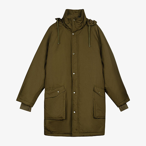 Coat Stormi Mes Demoiselles color Khaki