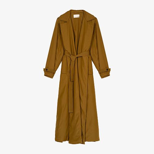 Coat Burburry Mes Demoiselles color Khaki