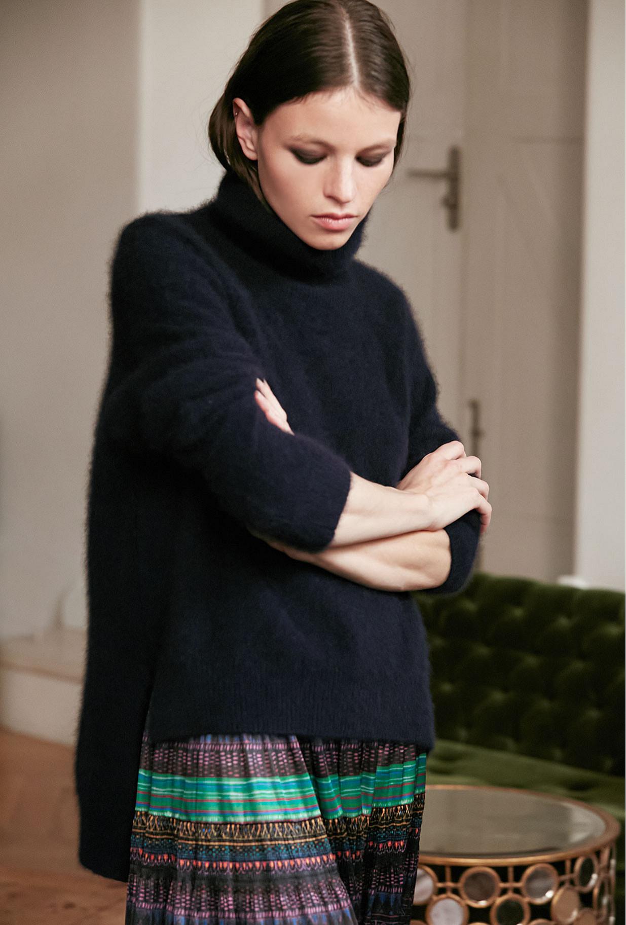Navy Sweaters Rosie Mes Demoiselles Paris