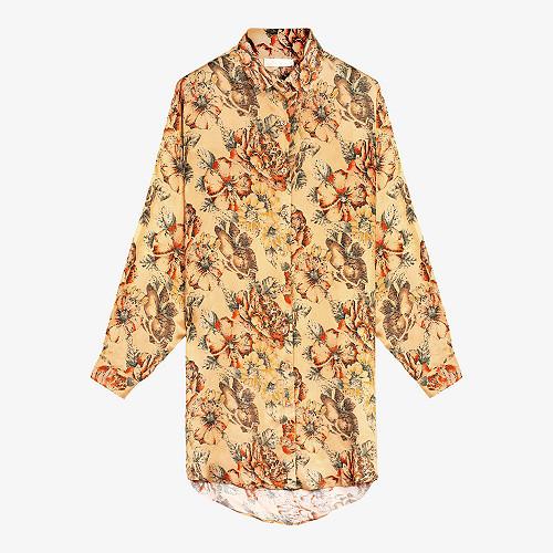 - Floral print - Shirt Nido