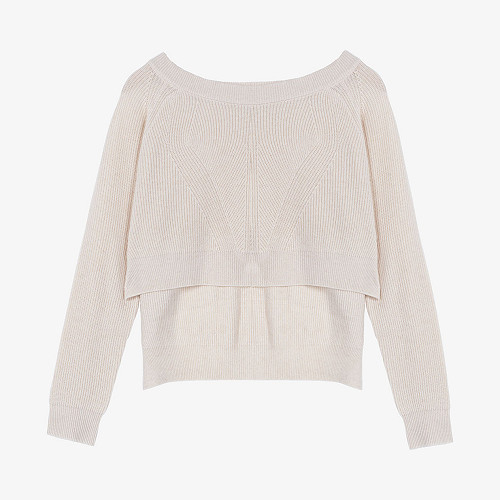 - Milk - Sweaters Dumas Mes Demoiselles Paris