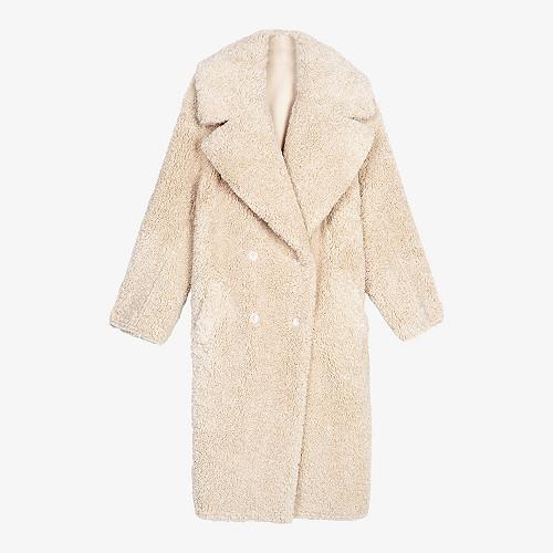Off-white Coat Shoreditch Mes Demoiselles Paris
