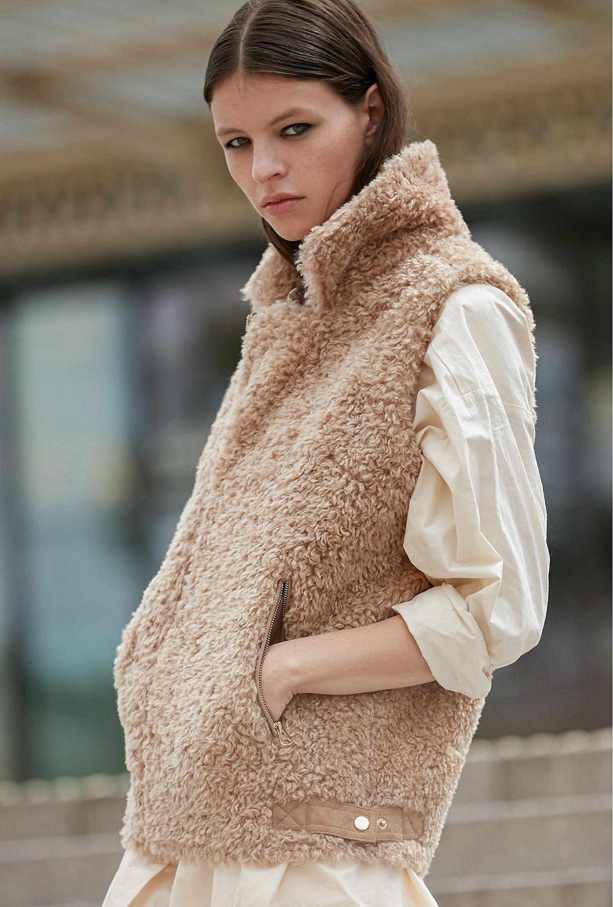 Natural Jacket Dolly