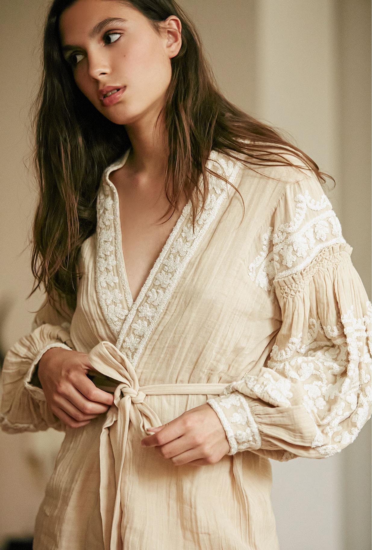Natural Kimono Fresh Mes Demoiselles Paris