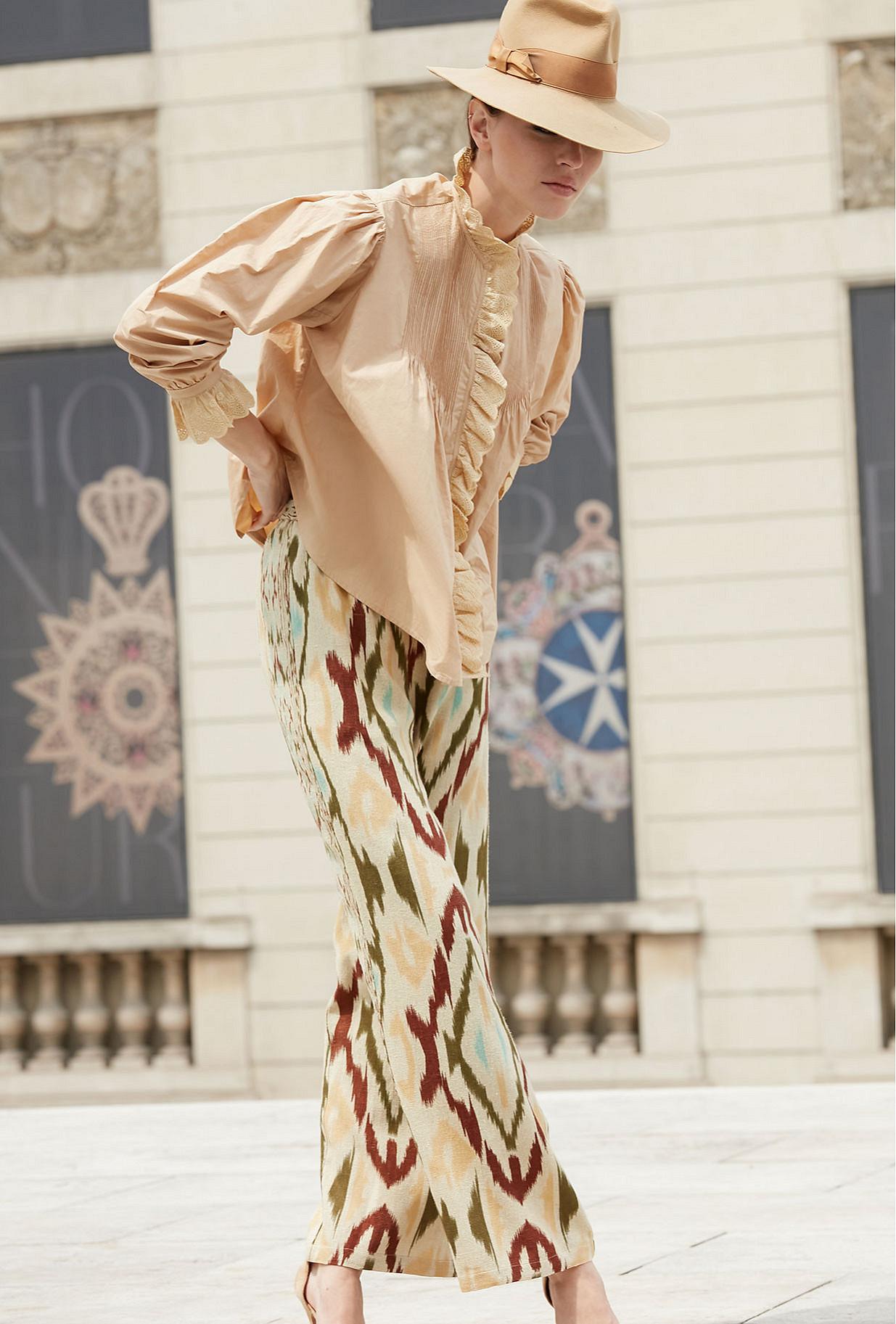 Camel Shirt Casino Mes Demoiselles Paris