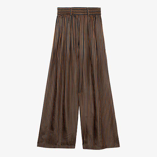 - green stripe - Pants Sabra Mes Demoiselles Paris