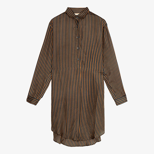 Shirt Sangrita Mes Demoiselles color - green stripe -