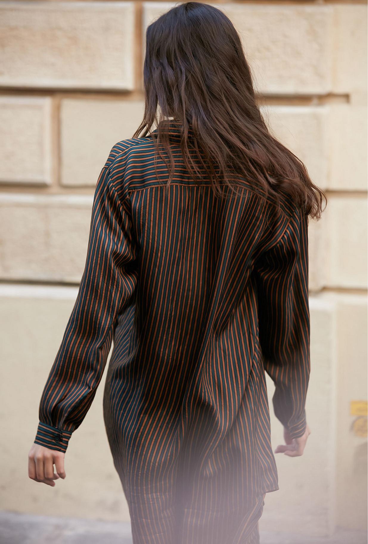 - green stripe - Shirt Sangrita Mes Demoiselles Paris