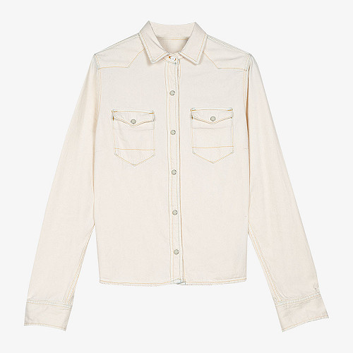 Off white Shirt Rush Mes Demoiselles Paris