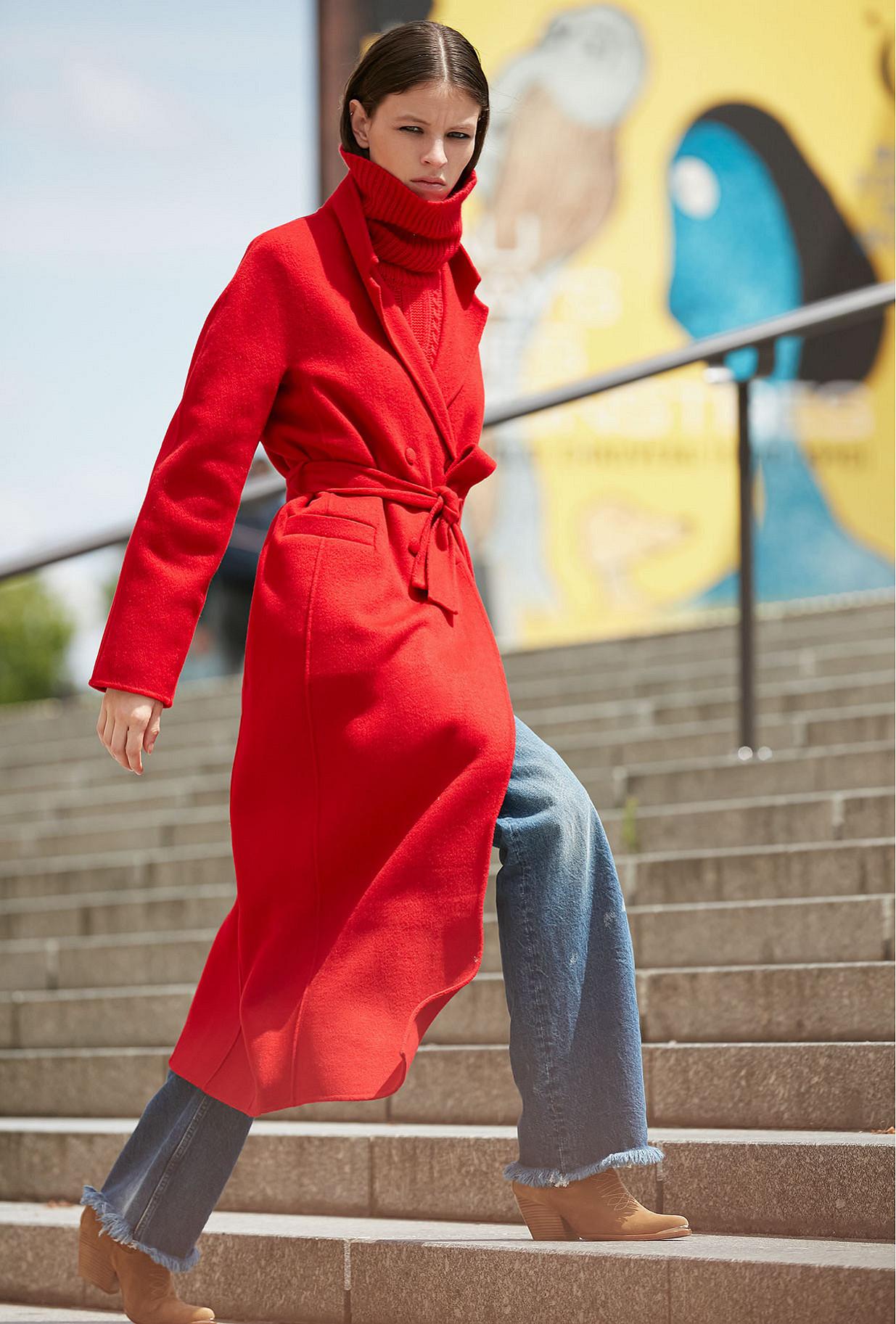 Red Coat Columbus