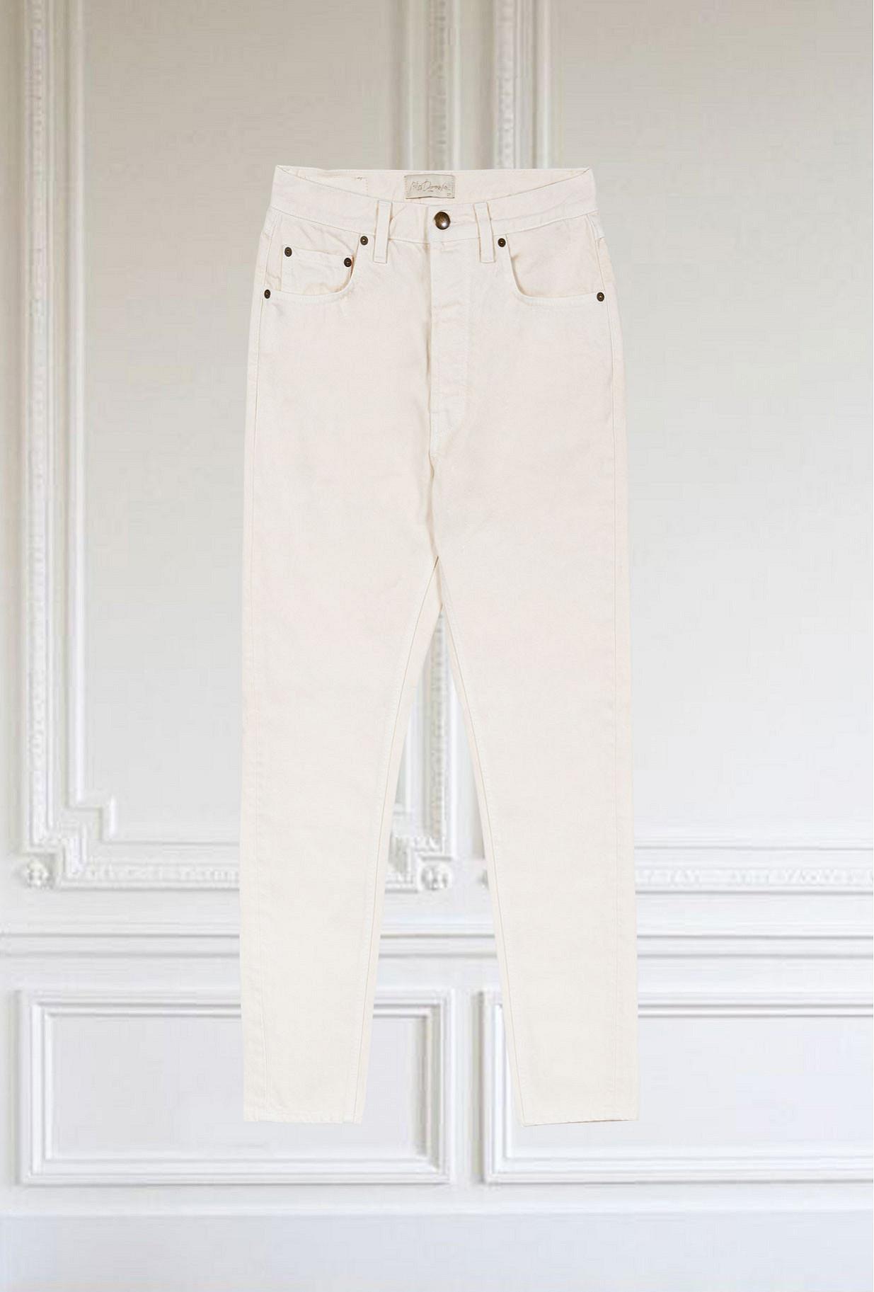 Off white Jeans Misfits Mes Demoiselles Paris