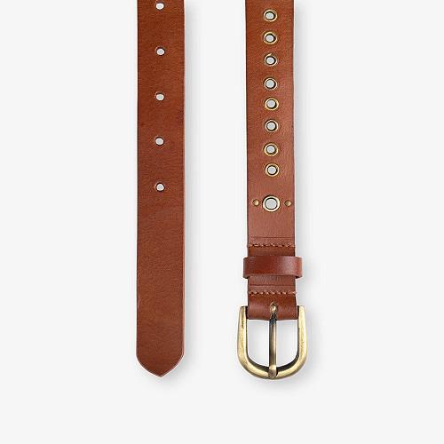 Cognac Belt Casey Mes Demoiselles Paris