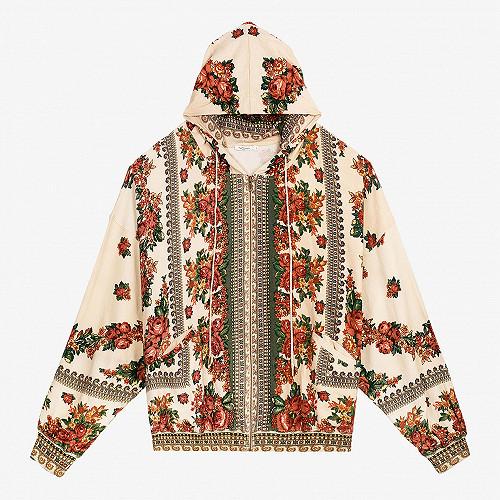 Sweater Massilia Mes Demoiselles color Floral print