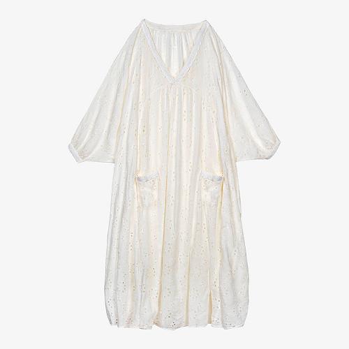 Dress Beaurevoir L Mes Demoiselles color Ivory