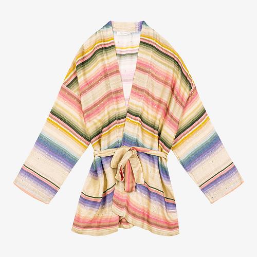 Kimono Cancun Mes Demoiselles color Multico