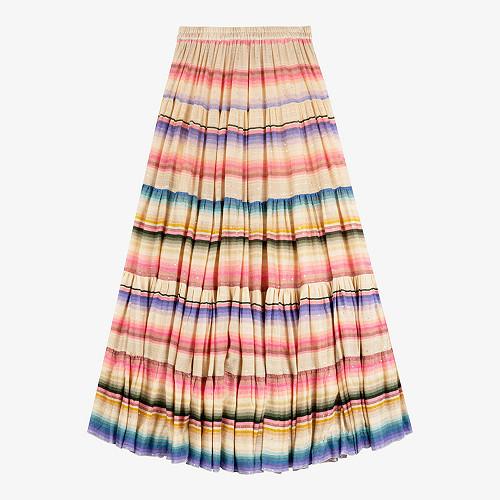 Skirt Carmen Mes Demoiselles color Multico