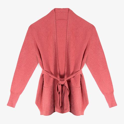 Cardigan Clari Mes Demoiselles color Pink