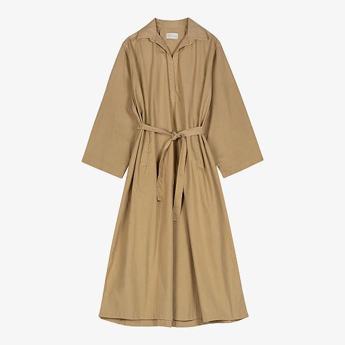 Dress Marina Mes Demoiselles color Camel