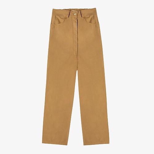 Pants Matthew Mes Demoiselles color Camel