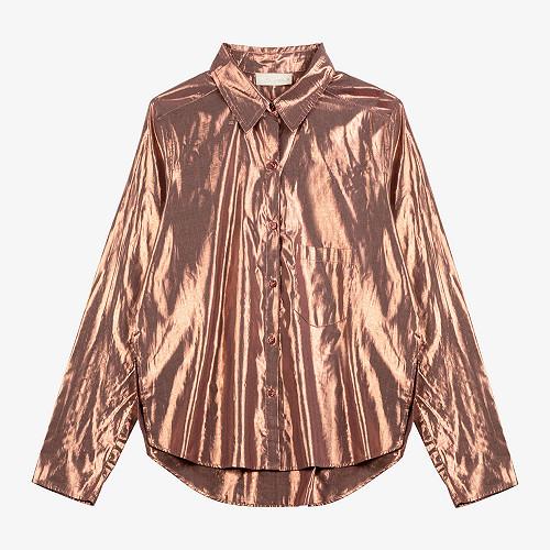 Shirt Vika Mes Demoiselles color Pink