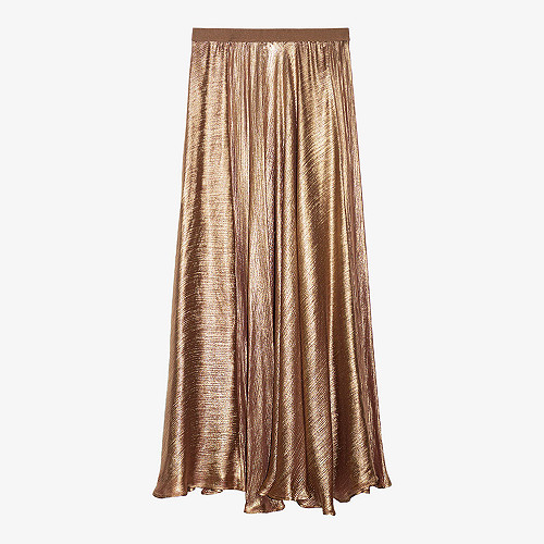 Jupe Baci Mes Demoiselles coloris Bronze
