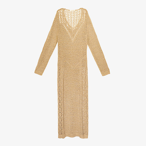 Dress Sacramento Mes Demoiselles color Sand