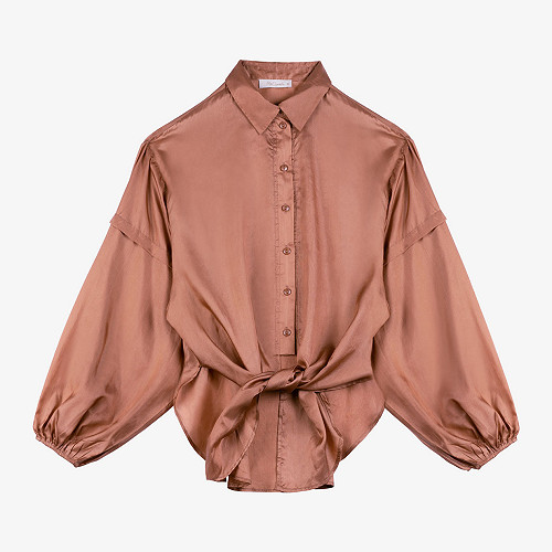 Shirt Balhk Mes Demoiselles color Nude
