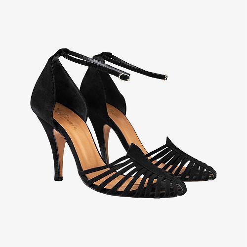 Escarpins Venitiennes Mes Demoiselles coloris Noir