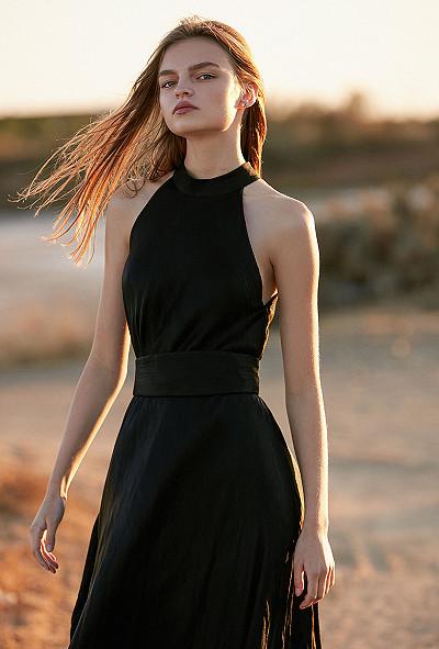 Dress Bomba Mes Demoiselles color Black