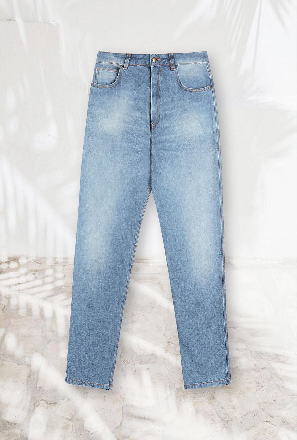 Jeans Mc Queen Mes Demoiselles color Light blue