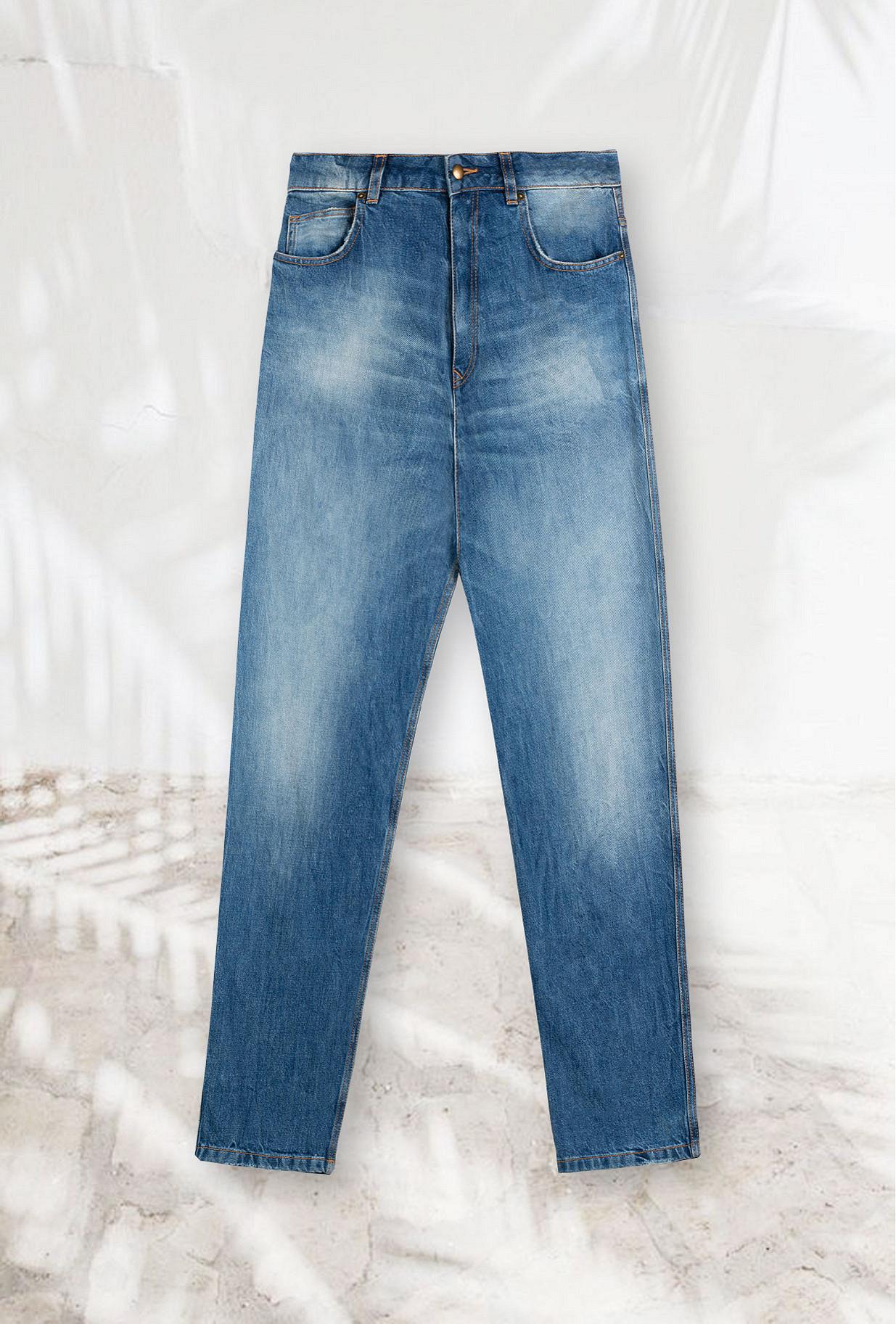 Jeans Mc Queen Mes Demoiselles color Denim