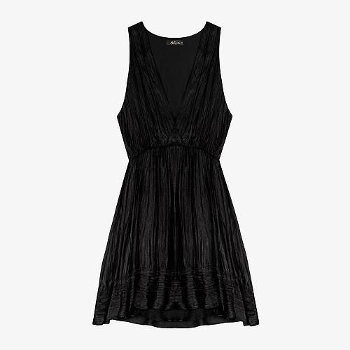 Robe Beyond Mes Demoiselles coloris Noir