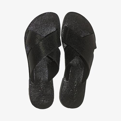 Sandals Athena Mes Demoiselles color Black
