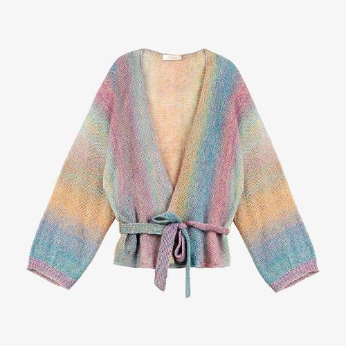 Kimono Revival Mes Demoiselles coloris Multico