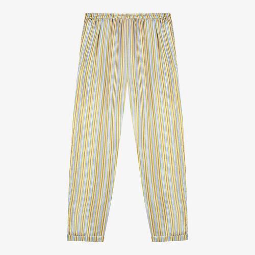 Pants Aimee Mes Demoiselles color Aqua stripes