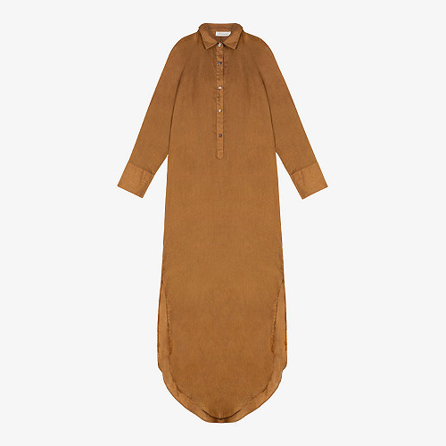 Dress Puglia Mes Demoiselles color Amber