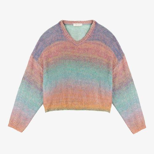 Sweater Reflection Mes Demoiselles color Multico