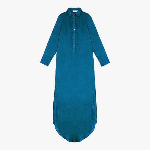 Dress Puglia Mes Demoiselles color Blue