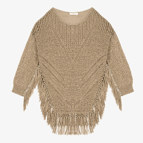 Sweater Springs Mes Demoiselles color Sand