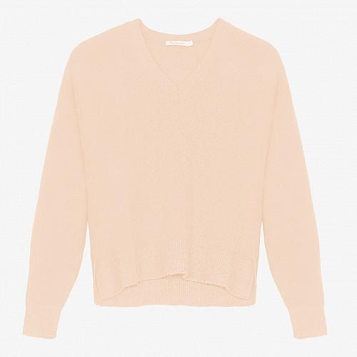 Sweater Palenque Mes Demoiselles color Camel