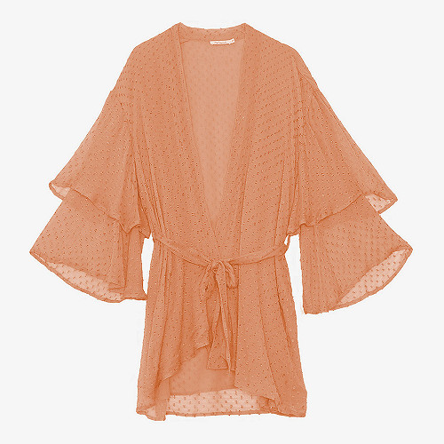 Kimono Douchka Mes Demoiselles coloris Terracotta