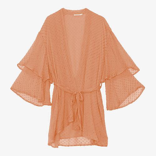Kimono Douchka Mes Demoiselles color Terracotta