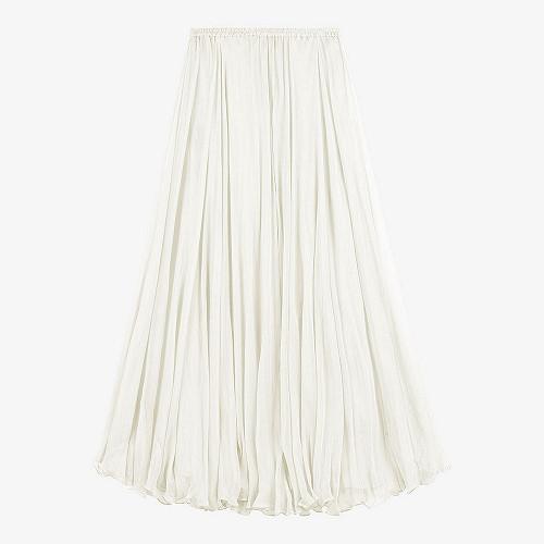 Skirt Jamie Mes Demoiselles color Ivory