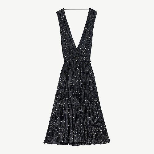 Dress Balsan Mes Demoiselles color Black