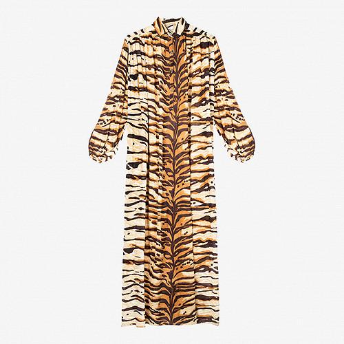 Dress Bangla Mes Demoiselles color Tiger