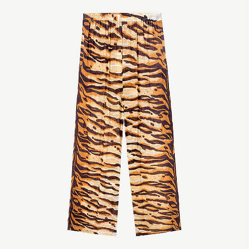 Pant Butan Mes Demoiselles color Tiger