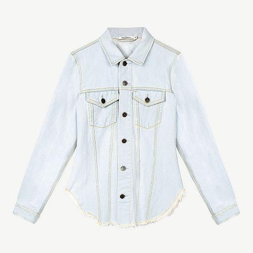 Jacket Cabriere Mes Demoiselles color Light blue