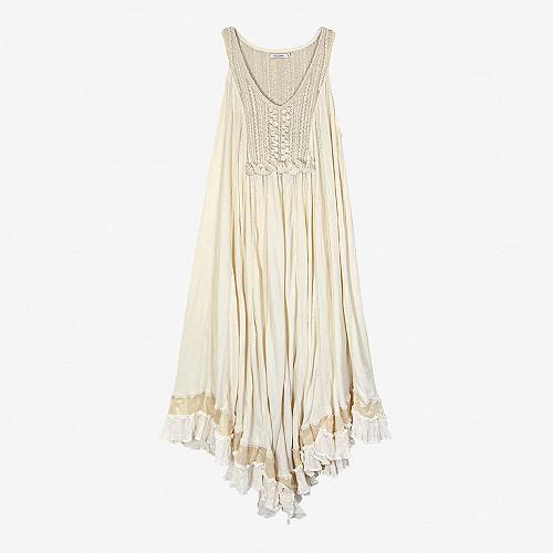 Dress Chibcha Mes Demoiselles color Natural
