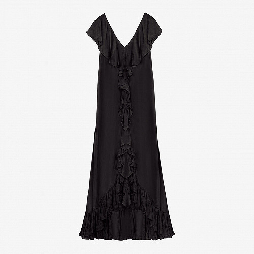 Robe Cumbre Mes Demoiselles coloris Noir