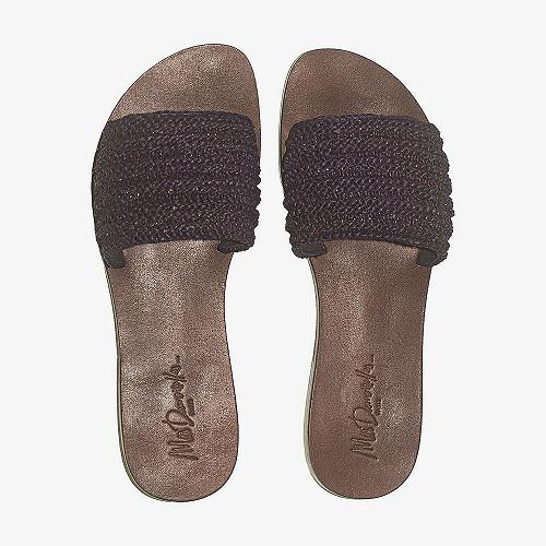 Sandals Karen Mes Demoiselles color Fig